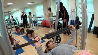 Time Fuck Bandit Time Stop Gym Edition ตอนที่ 1 1